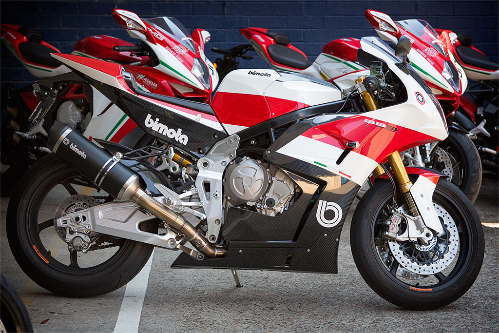 Premium Bimota dealer in Sydney